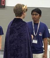 Davy and Shivam talk strategy
