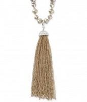 Milana Tassel Necklace