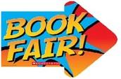 Spring Book Fair             Parent Help Needed!