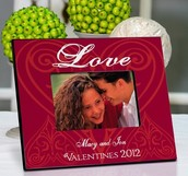 Valentine Picture Frame $29.99