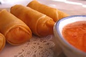 Come order your eggrolls now