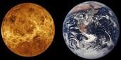 Venus, Earth's twin