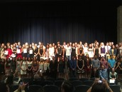 Congrats to our new NHS members!