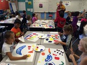 Painting our fruits and vegetables