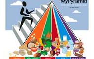 pirámide de los alimentos
