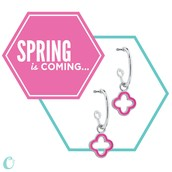 We now have Customizable Earrings!!! How Cool!!!