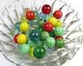 Mixing marbles
