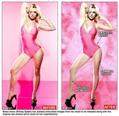 Brittany spears Photoshop!