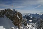 Montaña Zugspitze