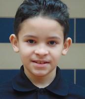 Eduardo Castellar Garcia - Third Grade