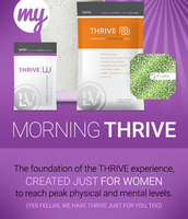 Thrive 1-2-3 for Women