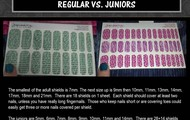 Jamberry Nails for Adults and Children!