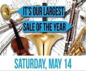 PM Music Center Sale!