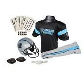 Kids Panthers Uniform Set