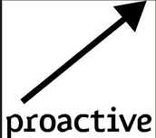 Be Proactive Means