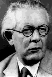 Jean Piaget is most remembered for his work with children & creating Genetic Epistemology.