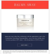 Countertime Cleansing Balm is FREE!!!