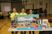 Physic Fair - 2nd Place