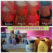 Clean 9 body cleanse