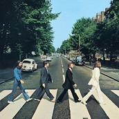 The Beatles most  famous album