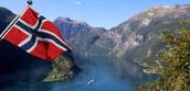 We get to visit Norway!
