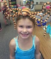 Ava's Silly Headband