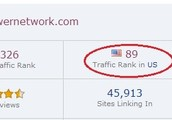 "Over 130,000 customers have signed up for our ""Viral Blogging System"""