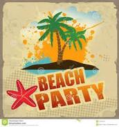 Have A Beach Party Mixer!
