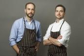 Chefs Carl Heinrich & Ryan Donovan