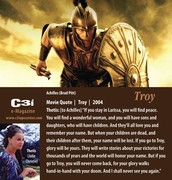 Troy!