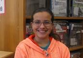 McKenna Buchfink, 8TH GRADER