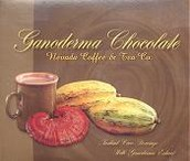Ganoderma Chocolate Drink Mix