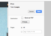 4. Save to PDF Option