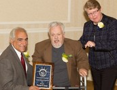 Don Angelone Rehabilitation Professional Award: Thomas Jones