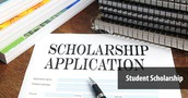 Scholarships come from a variety of sources locally, nationally, and from the college you plan to attend.