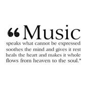 Emotion towards music