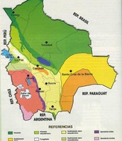 Un mapa que muestrando la humedad de las regiones