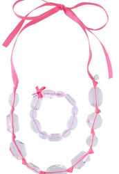 Izzie Necklace & Bracelet Set