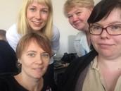 Margit, Liisi, Külli, Sirle