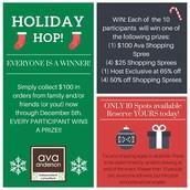 Holiday Hop!