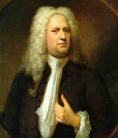 Portrait of Handel