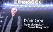 Þórir Geir Guðmundsson