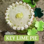 doTERRA Key Lime Pie