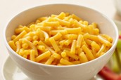 Cheese noodles