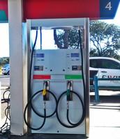 Caltex Fuel site