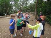 Rope activities