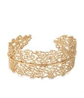 Grace cuff, gold