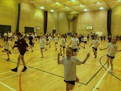 Year 5 Skipping
