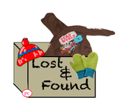 PLEASE CHECK OUR LOST AND FOUND!