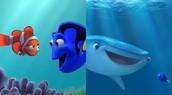 Finding Nemo/ Finding Dory